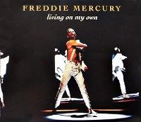 Cover Freddie Mercury - Living On My Own [1993]